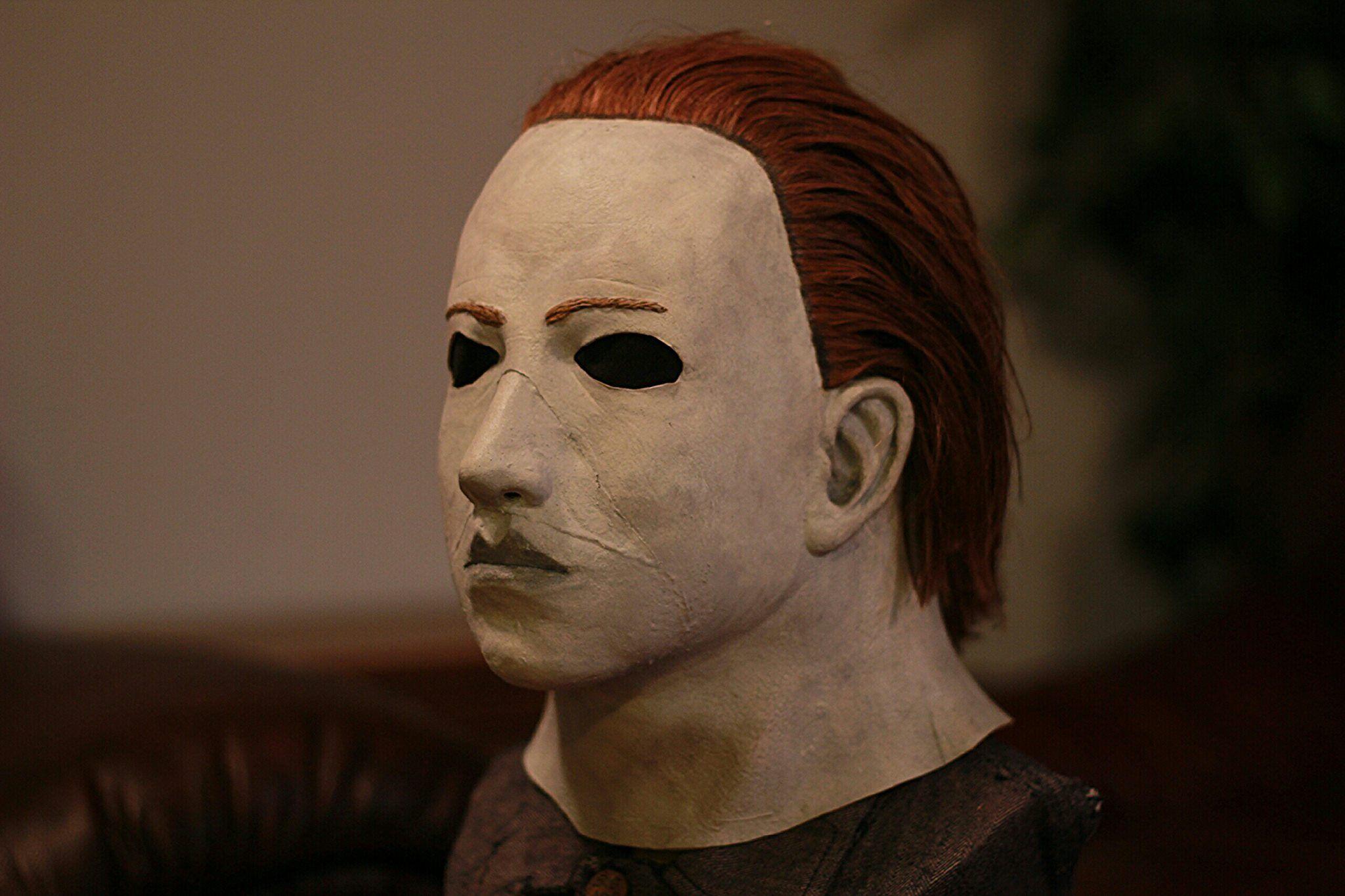 Halloween 5 Myers Mask Halloween film, Michael myers