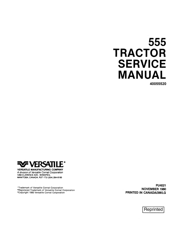 Pin on Ford New Holland Manuals