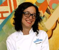2012 #AFWFest The New Taste of Texas Guest Chef: Laura Sawicki