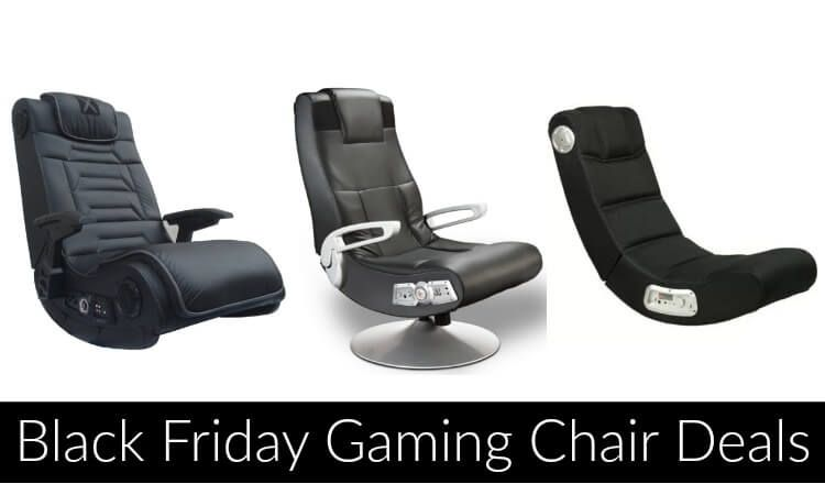 Gaming Chair Cyber Monday 2019 Deals - Get Comfortable Gaming