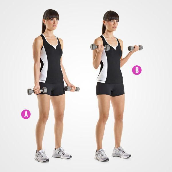Ladies, Here Are 6 Arm Exercises That You Should Be Doing