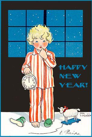 Feliz Año Nuevo...