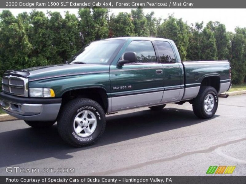 Used 2000 Dodge Ram Truck 1500 4x4 Slt Ram Trucks 1500 Dodge Trucks Ram Ram Trucks