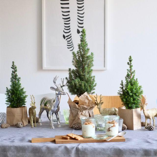 weihnachtsfeier-esstrisch-deko