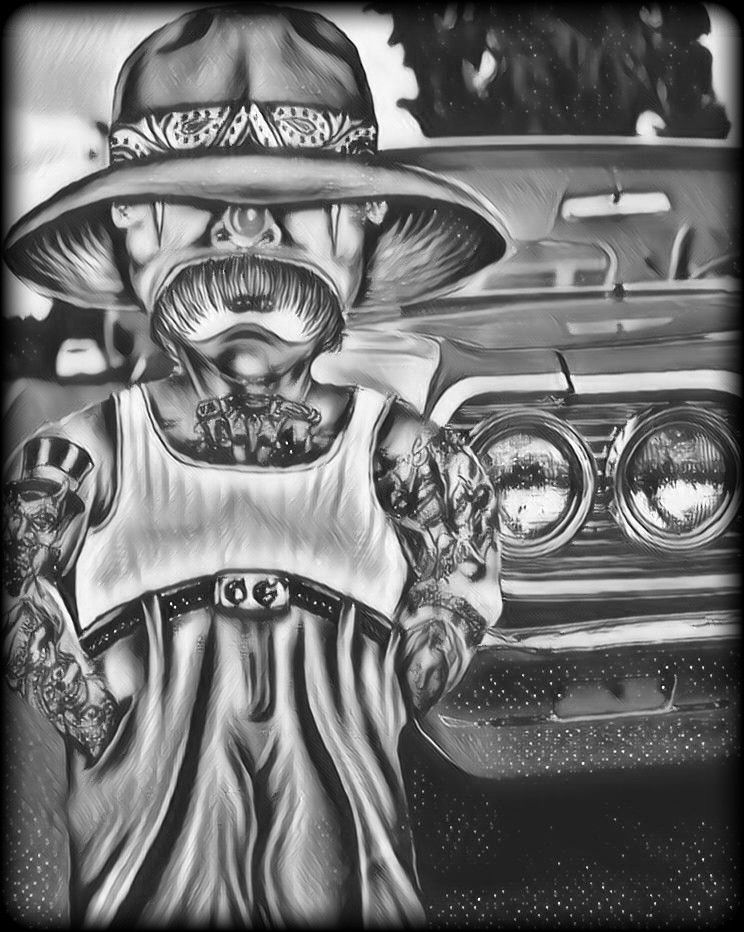 Pin by angela sanchez on latin issues chicano art cholo - Brown pride drawings ...