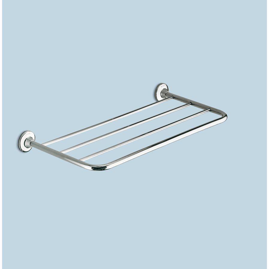 Ascot Wall Shelf | bath accessories | Pinterest | Towel shelf ...