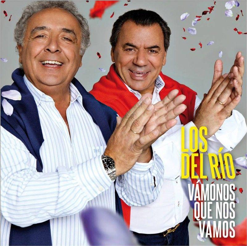 Los Del Río Dúo Musical Español Formado Por Antonio Romero Monge Y
