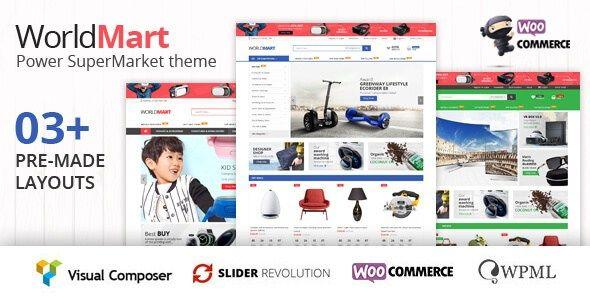 Worldmart v1.1.1 Responsive WooCommerce WordPress Theme   RuluThemes ...