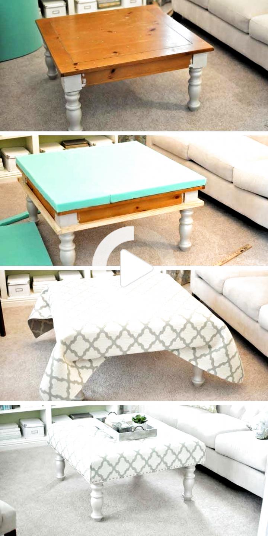 Pin On Granja Upholstered Coffee Tables Diy Furniture Hacks Furniture Makeover [ 1440 x 720 Pixel ]