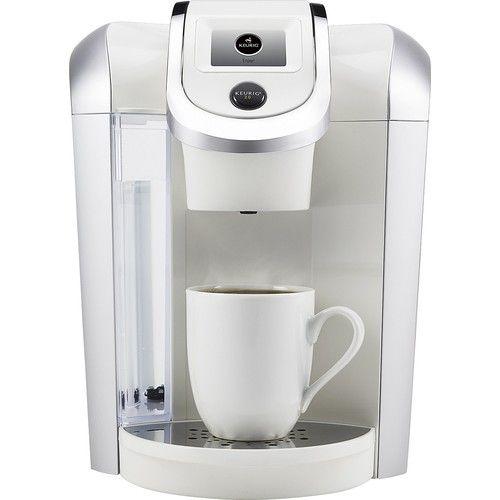 Best Buy Keurig 2 0 K450 Coffeemaker White 20389 Keurig Coffee Makers Keurig Coffee Brewing K cup and coffee maker combo