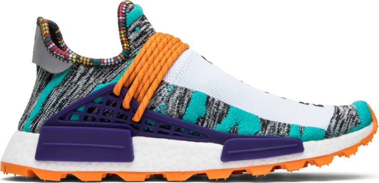 Pharrell x NMD Human Race Trail 'Solar Pack' in 2020 Human  Human
