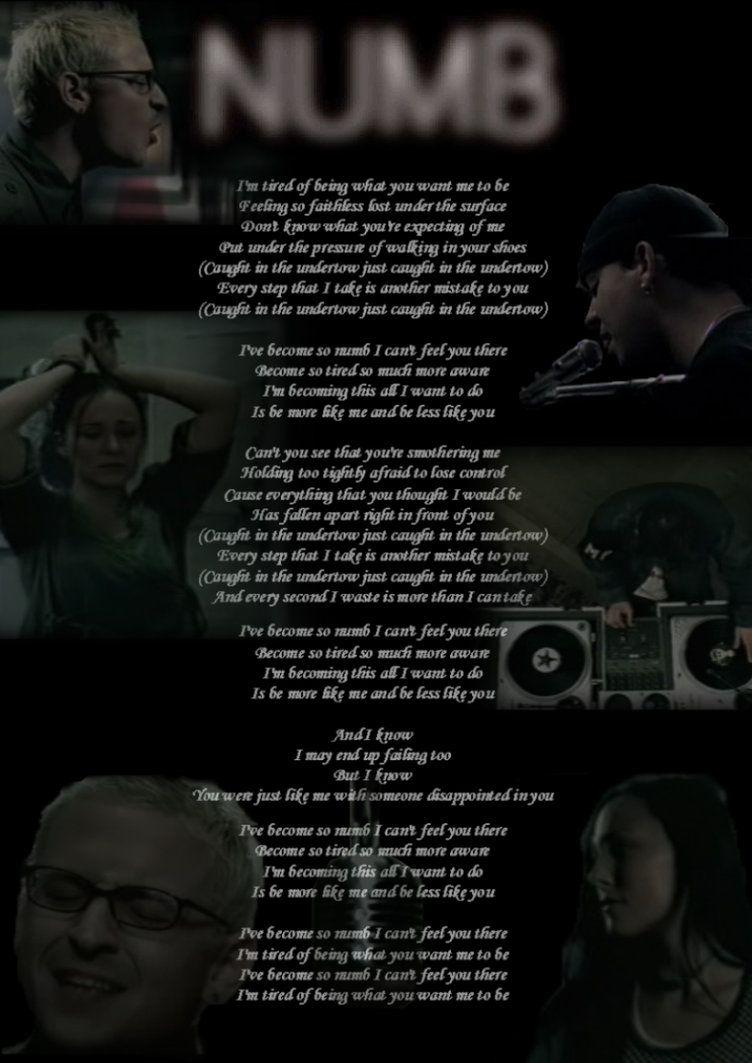 Google themes linkin park - Linkin Park Numb Lyrics