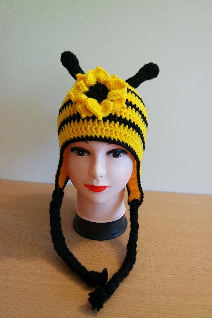 Free crochet patterns and video tutorials how to crochet minnie free crochet patterns and video tutorials how to crochet minnie mouse and bee hats free baditri Image collections
