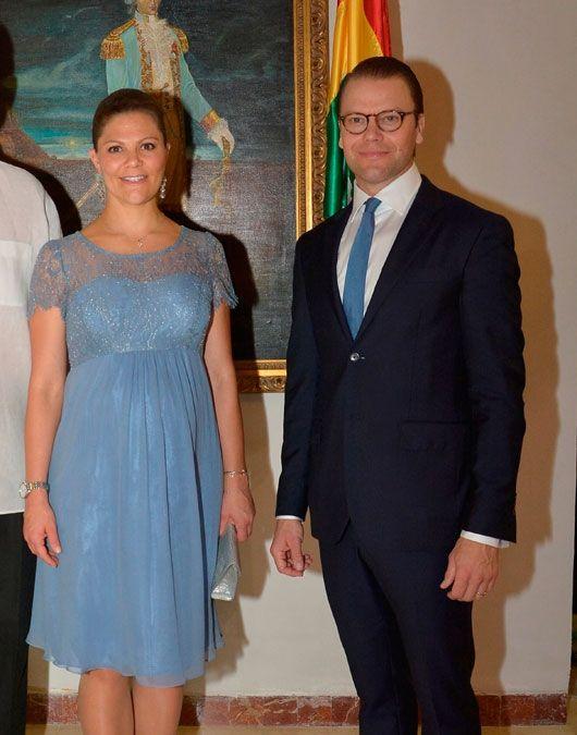 Kronprinsesse Victoria og prins Daniel deltog i koncert for velgørenhed | BILLED-BLADET