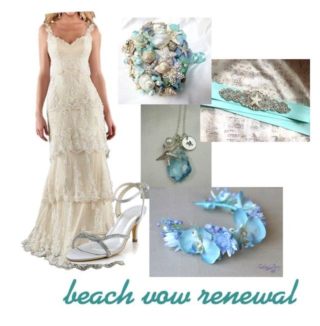"""beach renewal"" by cowboysangel on Polyvore"