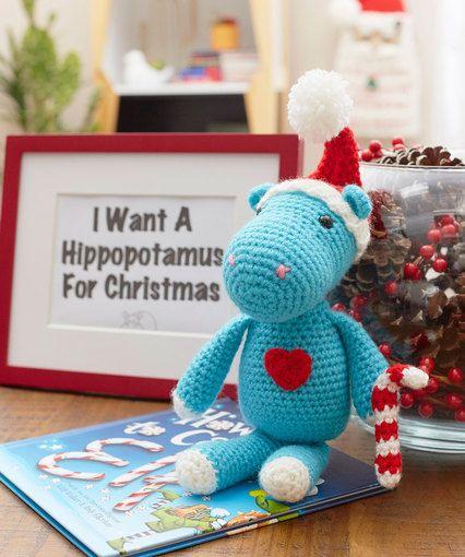 I Want a Hippopotamus for Christmas CHRISTMAS CRAFT MANIA