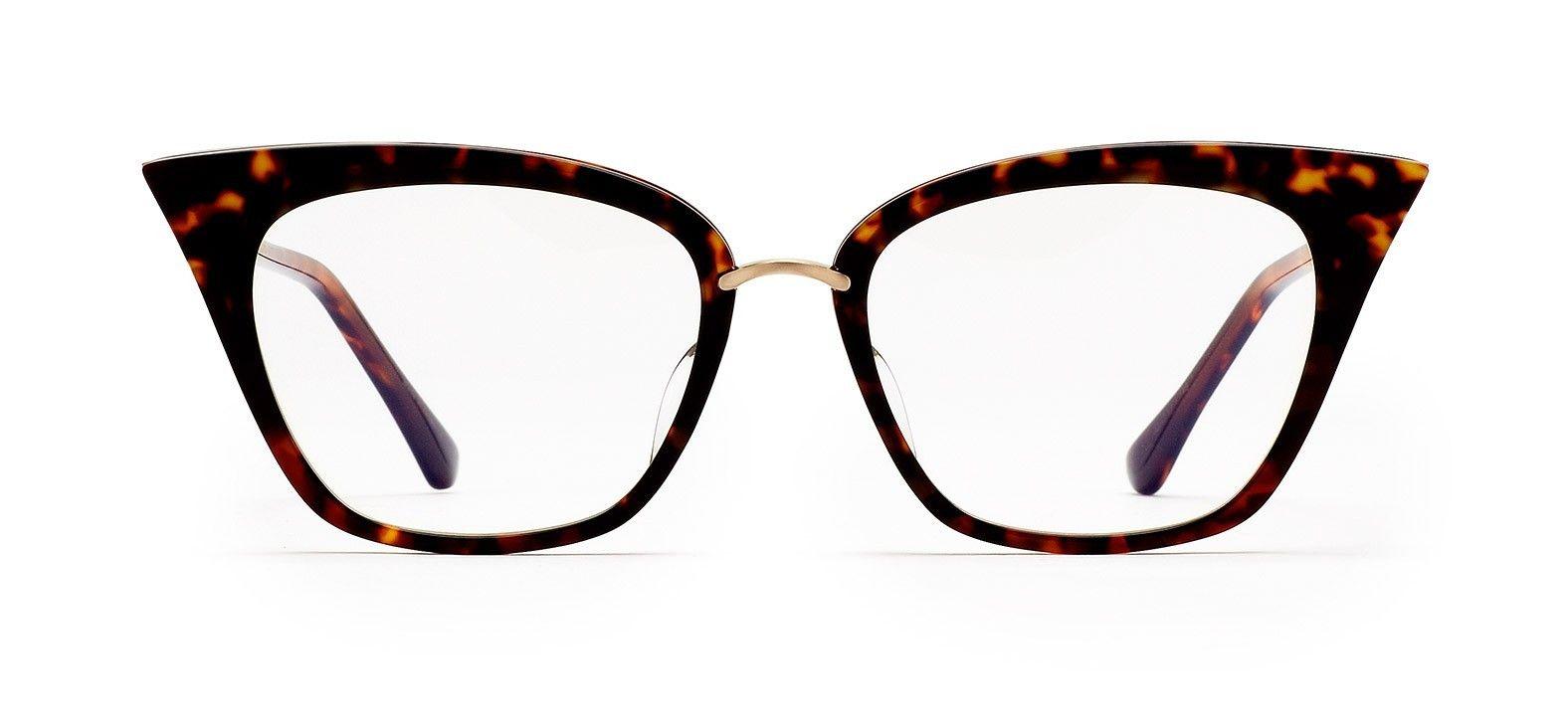 Rebella Cat Eye Sunglasses in Navy or Dark Tortoise | DITA #dita ...