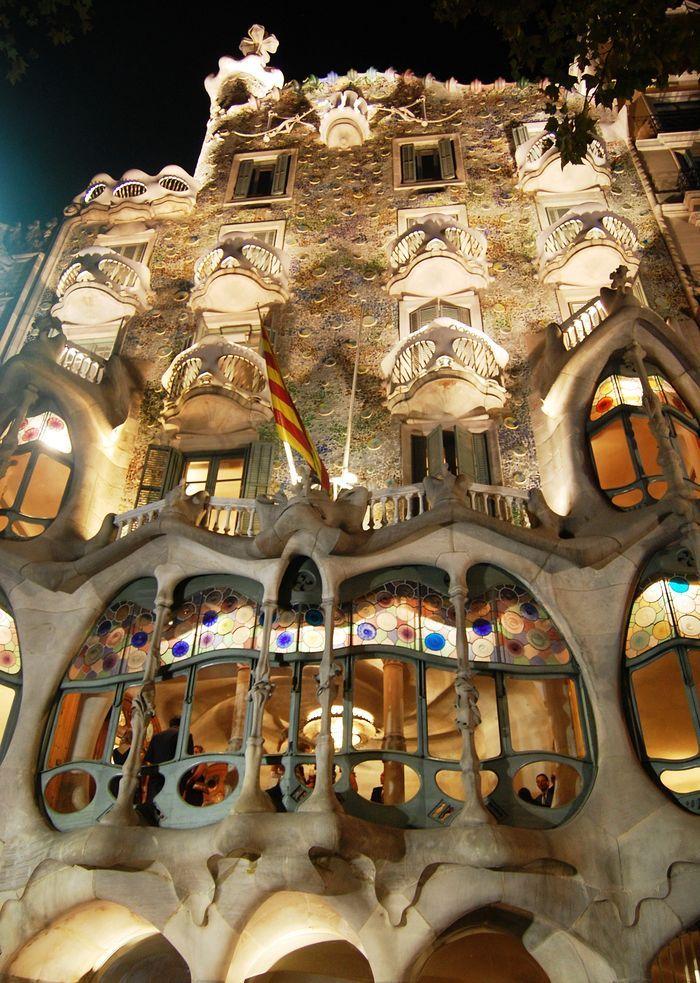 Photo of I nostri meravigliosi incontri con l'architettura di Antoni Gaudi a Barcellona.
