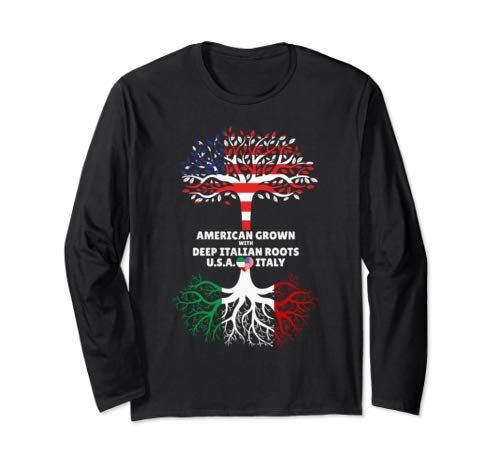 American Grown With Deep Italian Roots, U.S.A. Italy - Available in tshirt, vneck, tank, sweatshirt, etc. #italian #italiangirl #italianguy #italians #italianstyle #italianamerican #italians #italiangirls #italianculture #italianamericans #italiansdoitbetter #italiantrip #italianamericanpride #italianguy #italianstyle #italianamerican #italianculture #italianamericans #italiansdoitbetter #italiantrip #bocceball #bocce #sonsanddaughtersofitaly #osia #isda