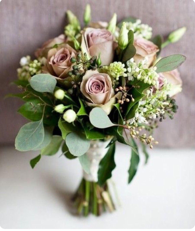 Wedding Altar Flowers With Eucalyptus: Pinterest