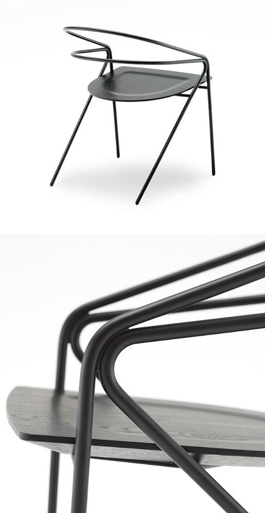 Steel Chair George S Light By Living Divani Design