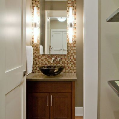 mosaic tile vanity design, pictures, remodel, decor and