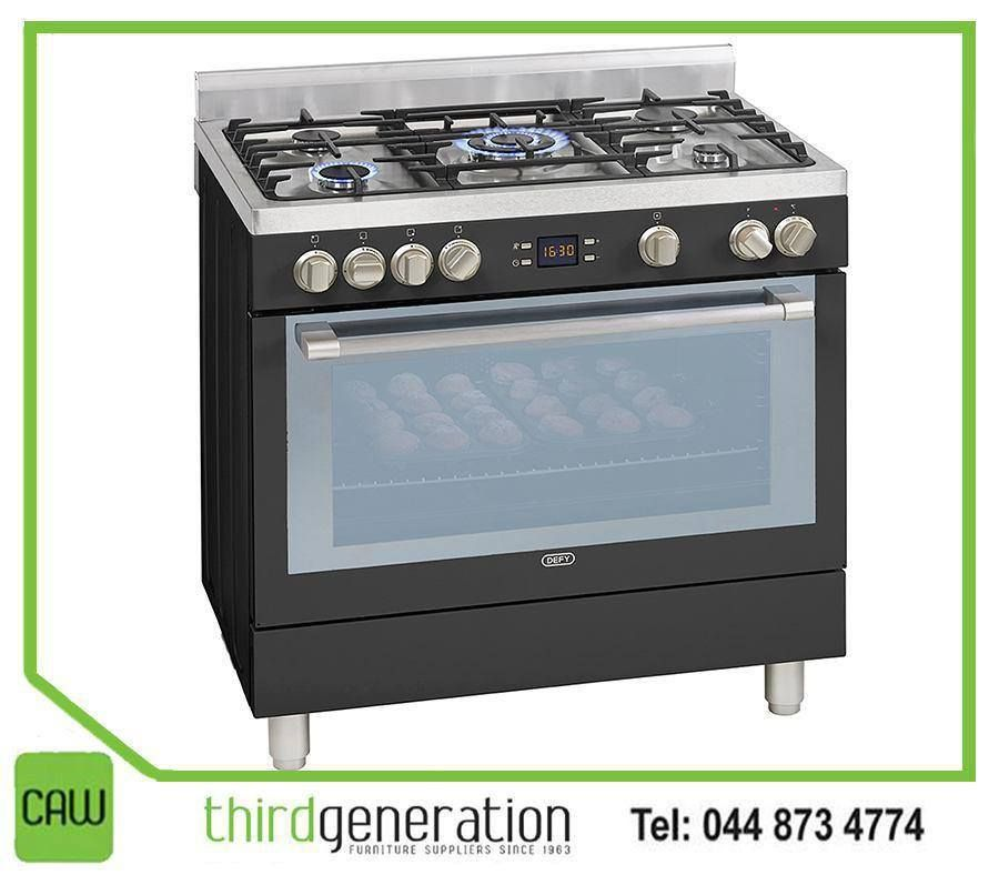 The Defy 5 Burner Stainless Steel Gas Electric Stove Is Truly A Work Of Art And Was Perfectly Designed To Compliment Any Kitchen With Appliances Elect