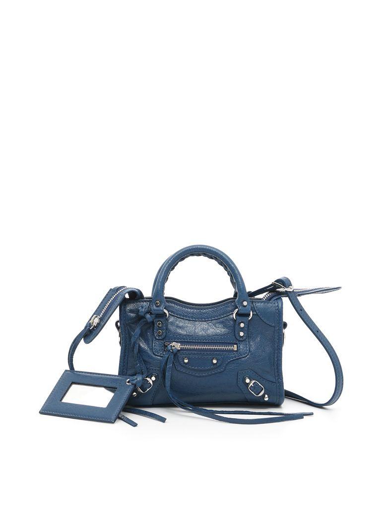 e869202b0b04 BALENCIAGA Classic Nano City Bag.  balenciaga  bags  shoulder bags  hand  bags  lining