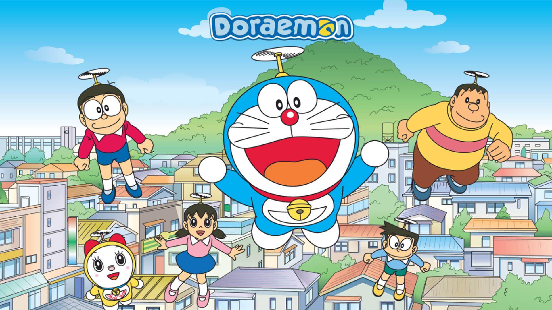 Doraemon (ドラえもん Doraemon?) Is The Most Recent Anime Series