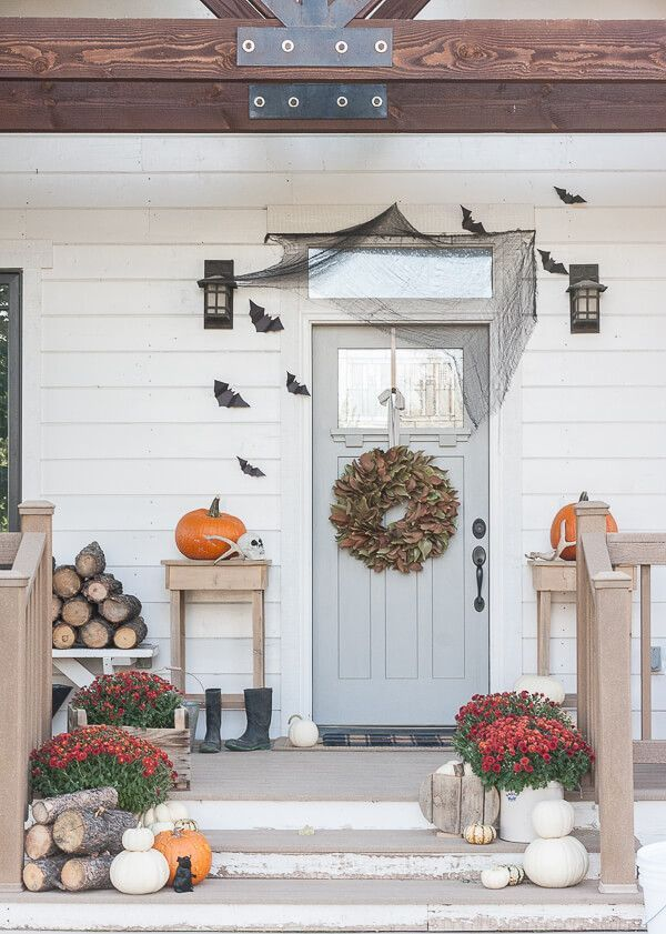 Great Ideas for Chic and Stylish Halloween Home Decor Fall Decor