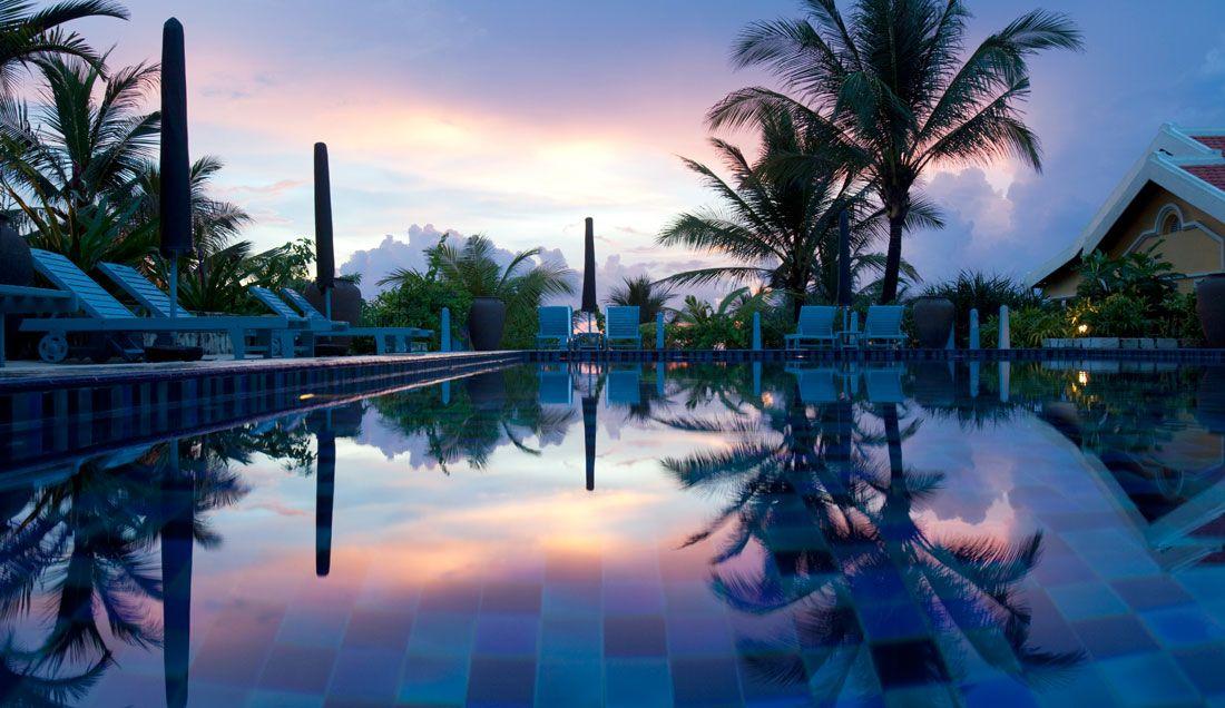 La Veranda Resorts - Phu Quoc, Vietnam - Luxury beach resort and boutique hotel.