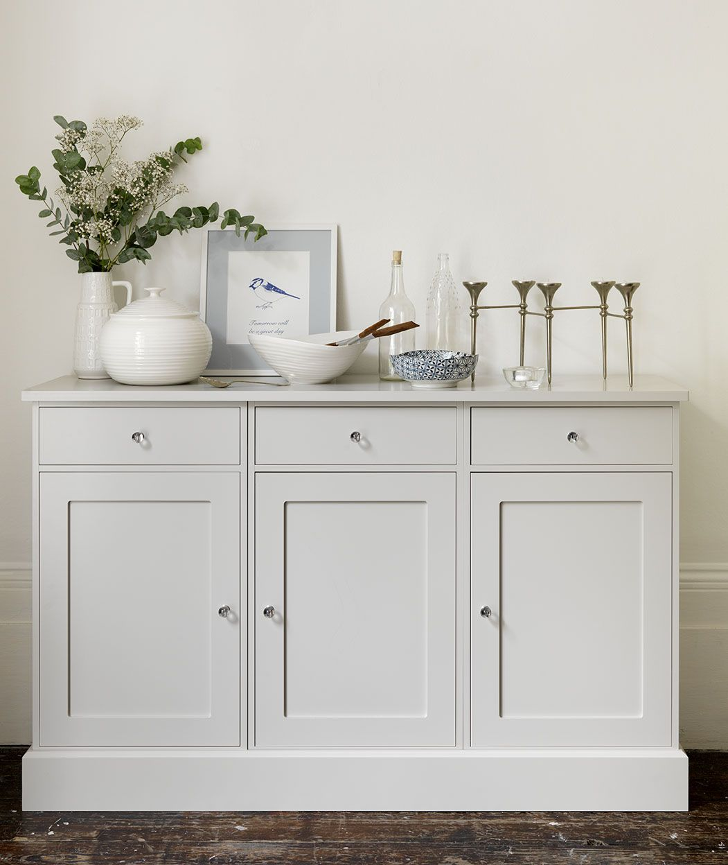 Exceptional #thedormyhouse New Hampshire Triple Base Cupboard The Dormy House.  Distressed FurnitureBedroom ...