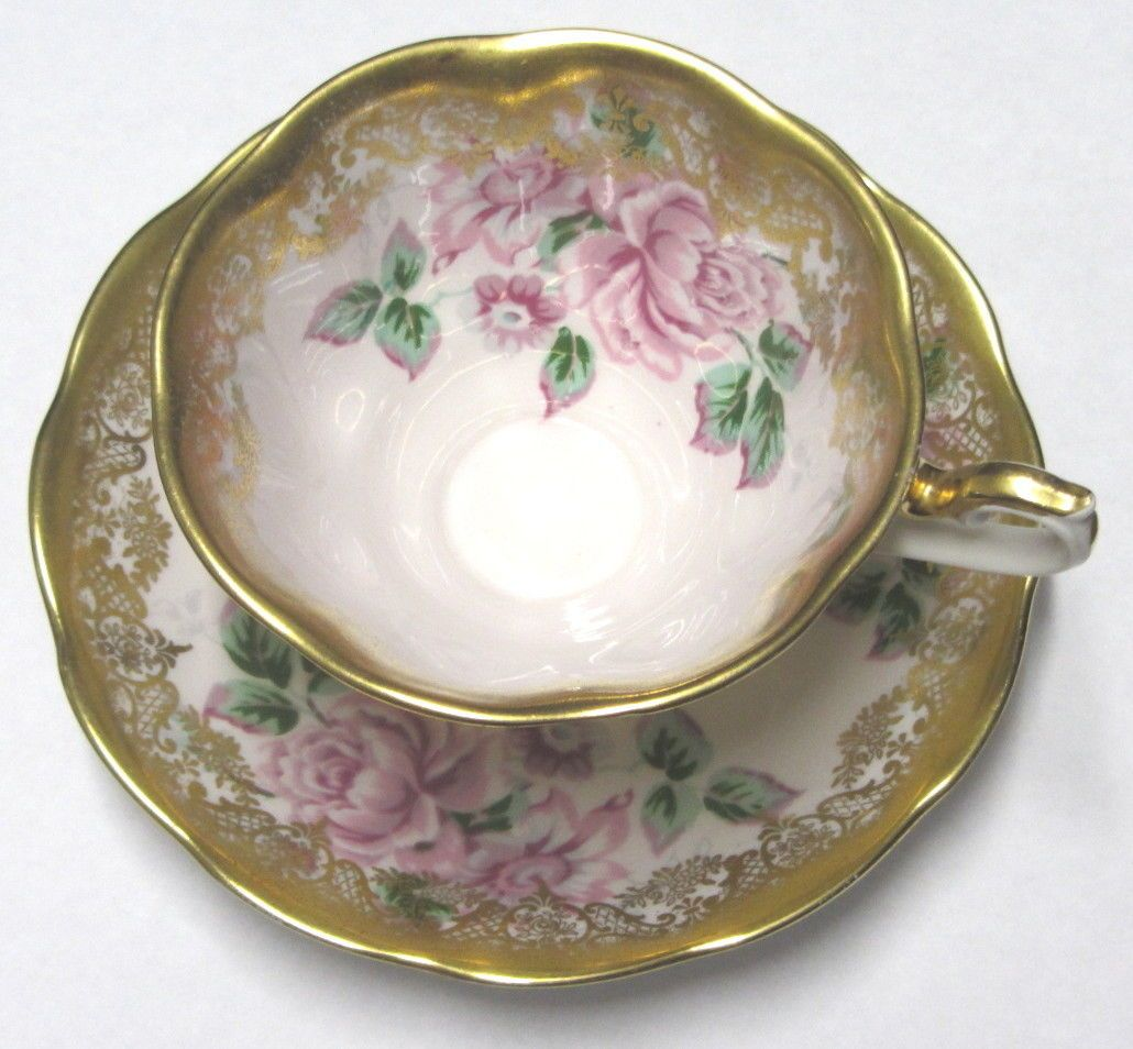 Royal albert bone china tea cup amp saucer winsome pattern ebay - Find This Pin And More On Beautiful China And Tea Cups Royal Albert Portrait Series Cup And Saucer