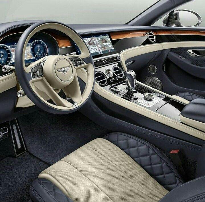 Just The Best Bentley Interior With Images Bentley
