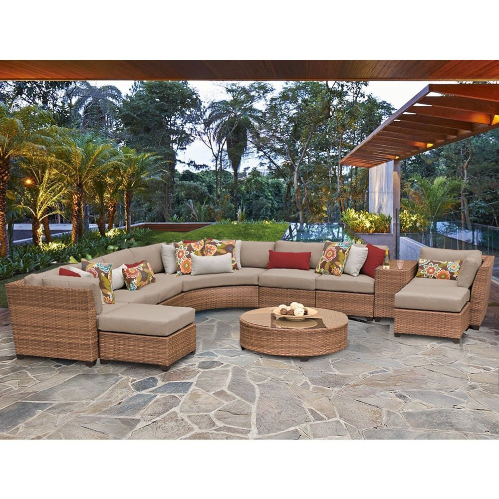 venice tk set cs outdoor sectionals classics wicker furniture loveseats white skuvenice sofas piece patio