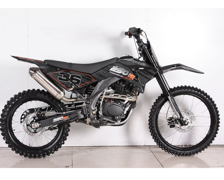 Apollo 250cc 4 Speed Deluxe Dirt Bike Agb 36 Fast Free Shipping Lowest Price Guaranteed Free Mx Gloves Apollo Dirt Bike Dirt Bikes For Sale Cool Dirt Bikes