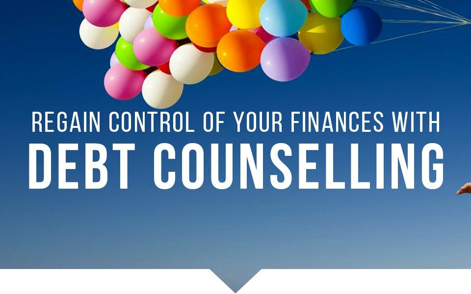 Benefits of Debt Review, Counselling Debt counseling