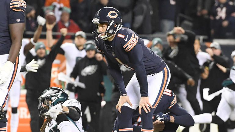 Chicago Brewery Offering Free Beer For A Year In Cody Parkey Inspired Challenge Cbs Sports Chicago Brewery Offering Free Beer For A Ye Field Goal Cody Lineup