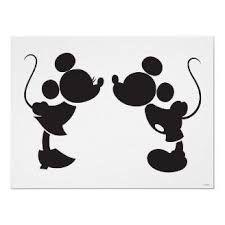 Afbeeldingsresultaat voor silhouette disney