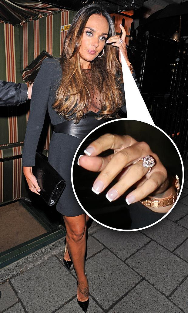 The Uk S Own Kim Kardashion Tamara Ecclestone Is Engaged After A Whirlwind 1 Month Courtship With Halocelebrity Engagement Ringspretty