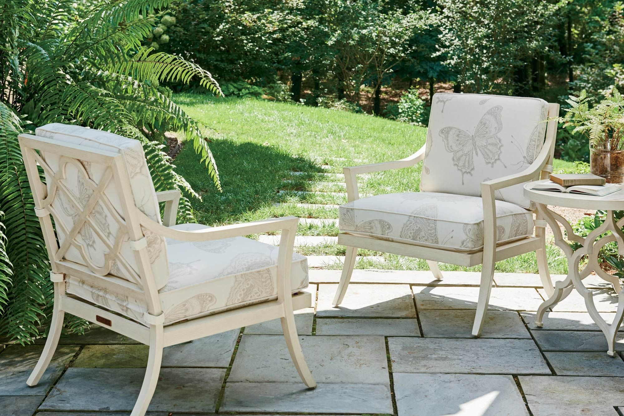 Misty Garden Lounge Chair W/ Cushion | Tommy Bahama Outdoor | Home Gallery  Stores