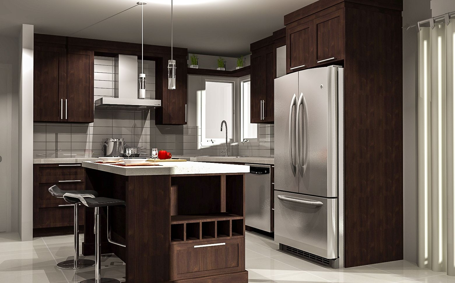 Armoires De Cuisine Kitchen Remodel Small Space Kitchen Home