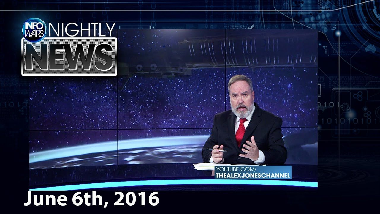 Infowars Nightly News - Billionaire Wants to Zone Earth Residential Only...