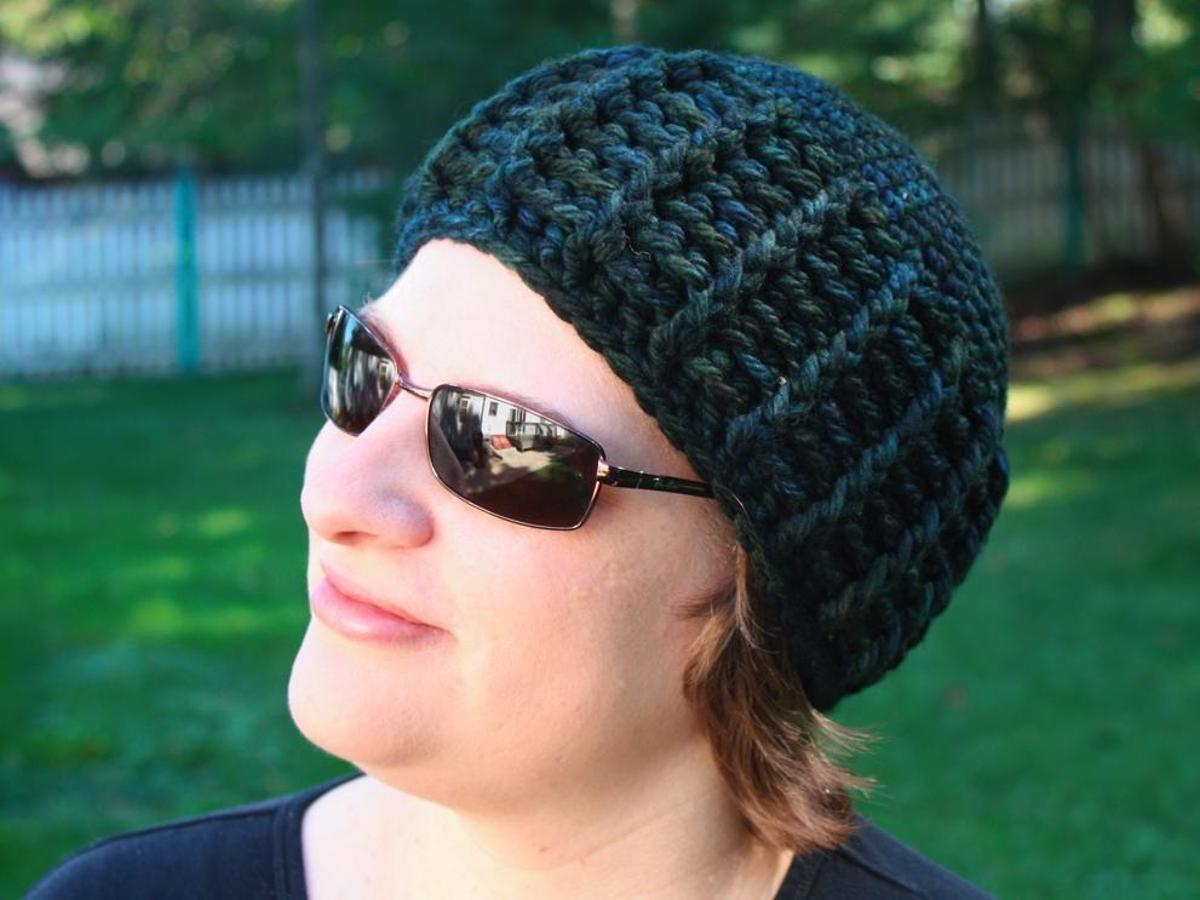 Binnacle Watch Cap | Craftsy | Crocheting | Pinterest | Crocheting ...