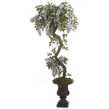 Gardens · Silk Wisteria Tree ...