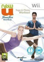 New U Fitness First Mind Body Yoga Pilates Workout Games Pilates Workout Oefeningen Workout