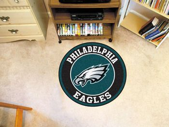 "NFL - Philadelphia Eagles Roundel Mat 27"""" diameter"