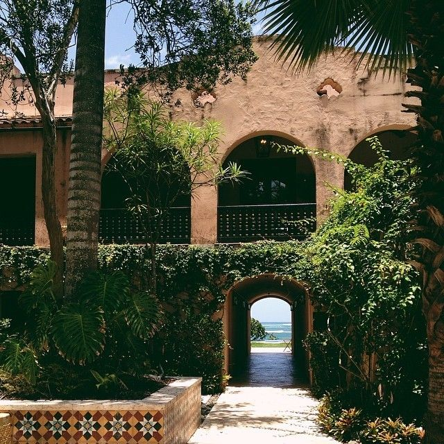 Su Casa History & Beauty at Dorado Beach Puerto rico