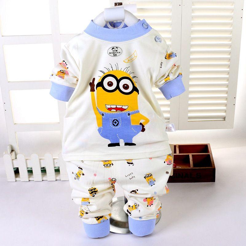 53376897c3191 pyjama bebe les minions - BRRT - Pyjamas pour tous.