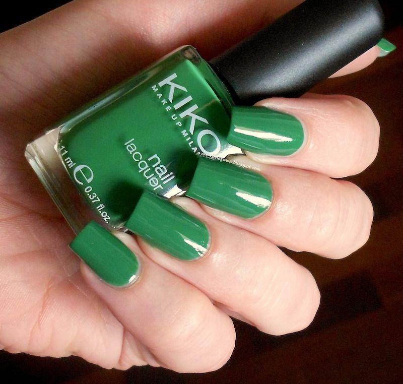 Kiko 534 Verde foresta | > My Untrieds! < | Pinterest | Esmalte